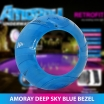 Amoray Click Fit Bezel (Deep Sky blue)