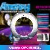 Amoray Click Fit Bezel (Chrome)