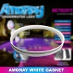 Amoray 12in Spacer Gasket (White)