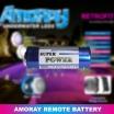 Amoray Remote Battery