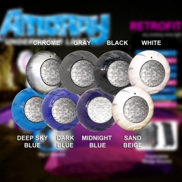 Amoray 8in Click Fit Bezel