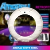 Amoray Click Fit Bezel (White)